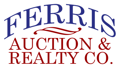 Ferris Auction & Realty Co. Logo